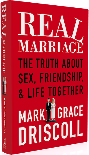 Pastor Writes Book About Marriage & Sex – Real Marriage