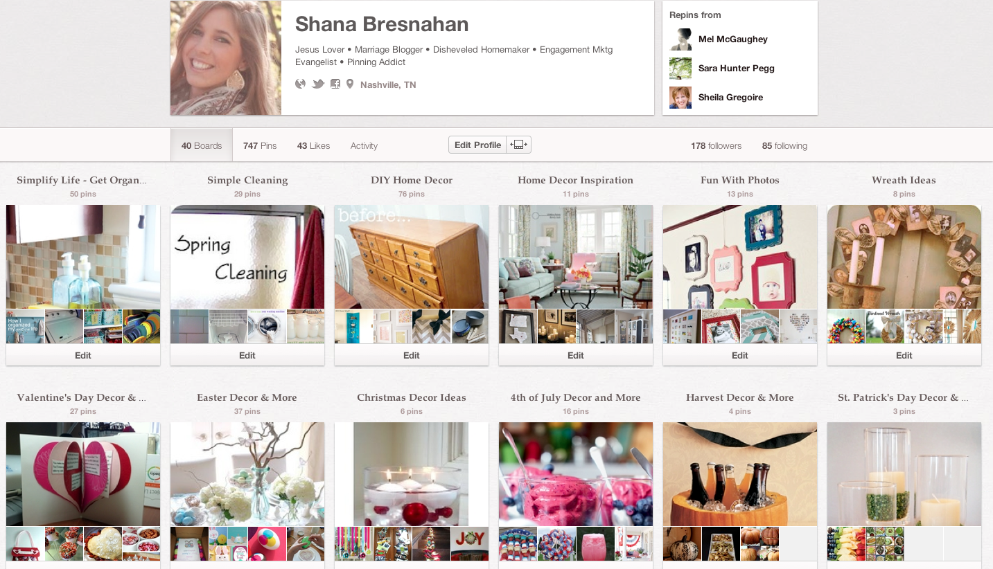 How Pinterest Helped Save a Marriage