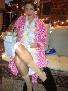 woman redneck costume for halloween