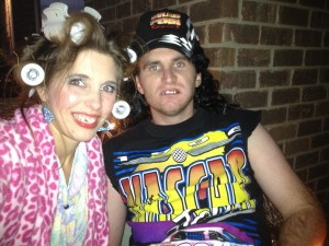 couple's redneck costume for halloween