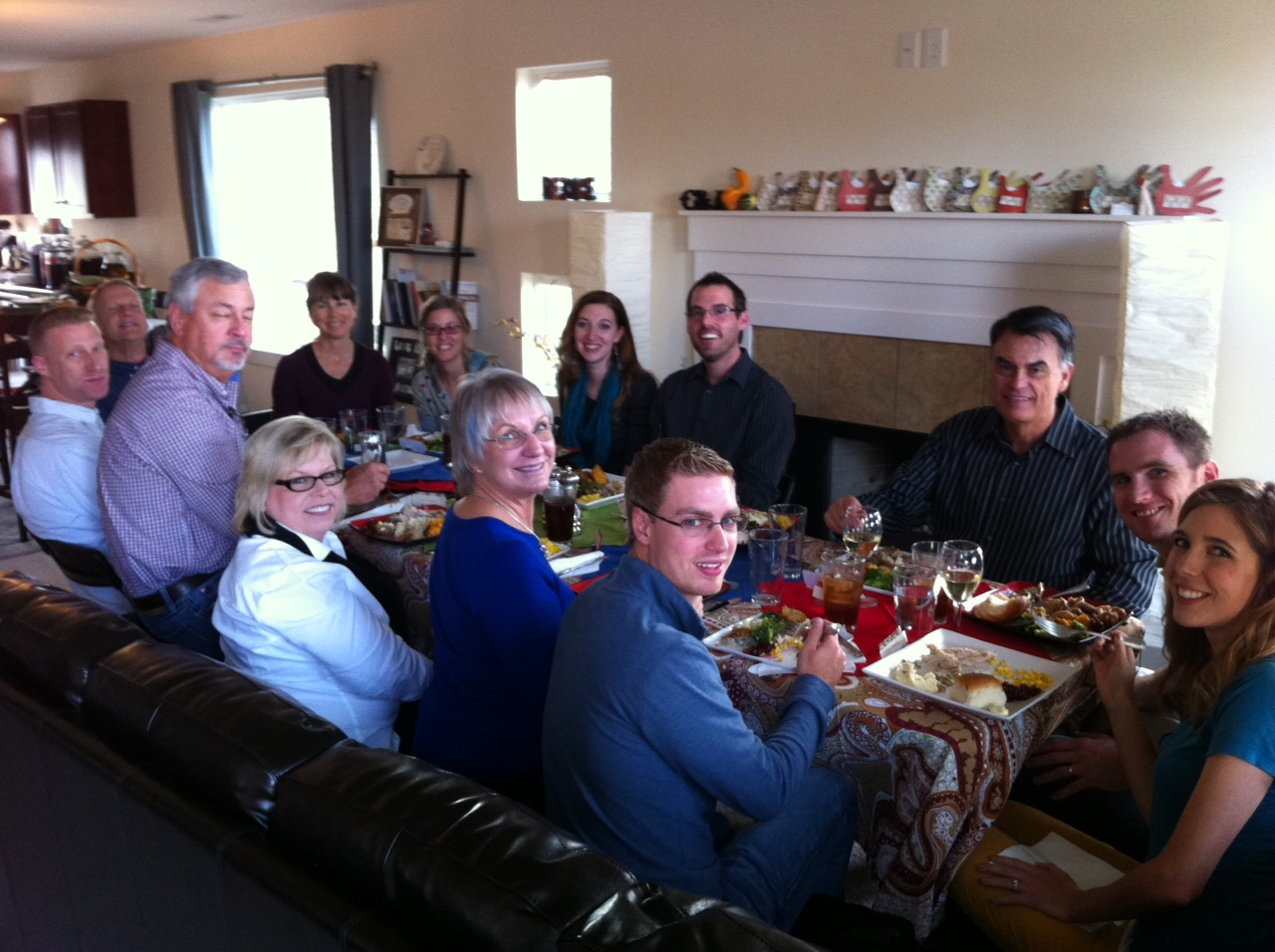 Thanksgiving with Strangers