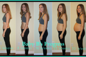 Baby B at 30 Weeks – Hello Big Belly!